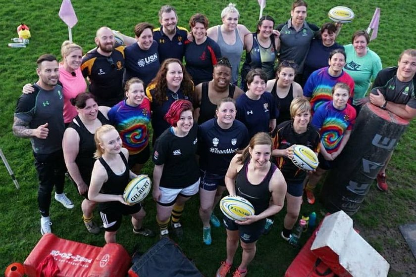 Five Ways Ladies Aviva Grassroots Giveaway training session