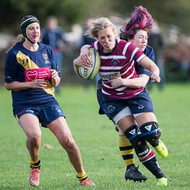 Five Ways Ladies V Shelford Ladies