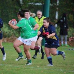Sutton Coldfield Ladies V Five ways Ladies