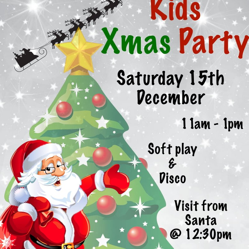 Kid's Christmas Party