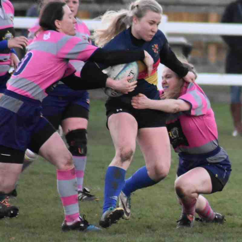 Olney Ladies V Five Ways Ladies