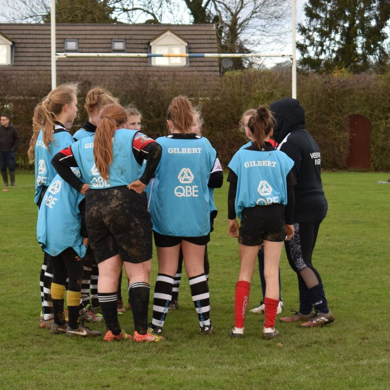 Junior Girls Pitch up and Play