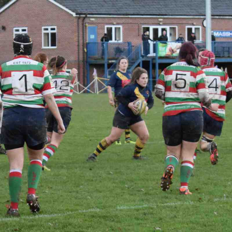 Five Ways Ladies V Lutterworth Ladies