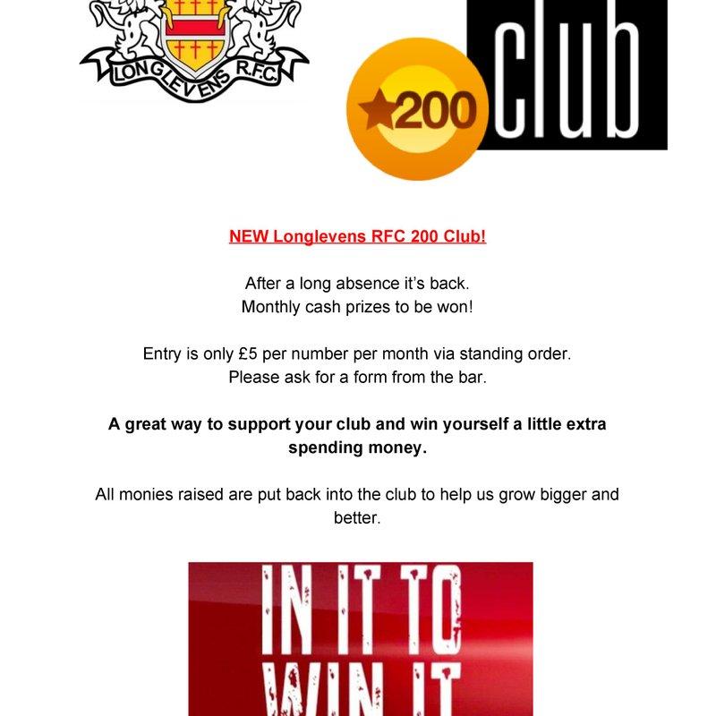LRFC 200 CLUB