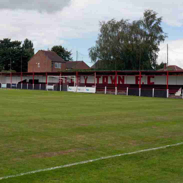 Up Next - Selby Town