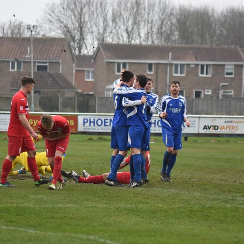 Tale of the tape: Hall Road Rangers vs Brigg Town