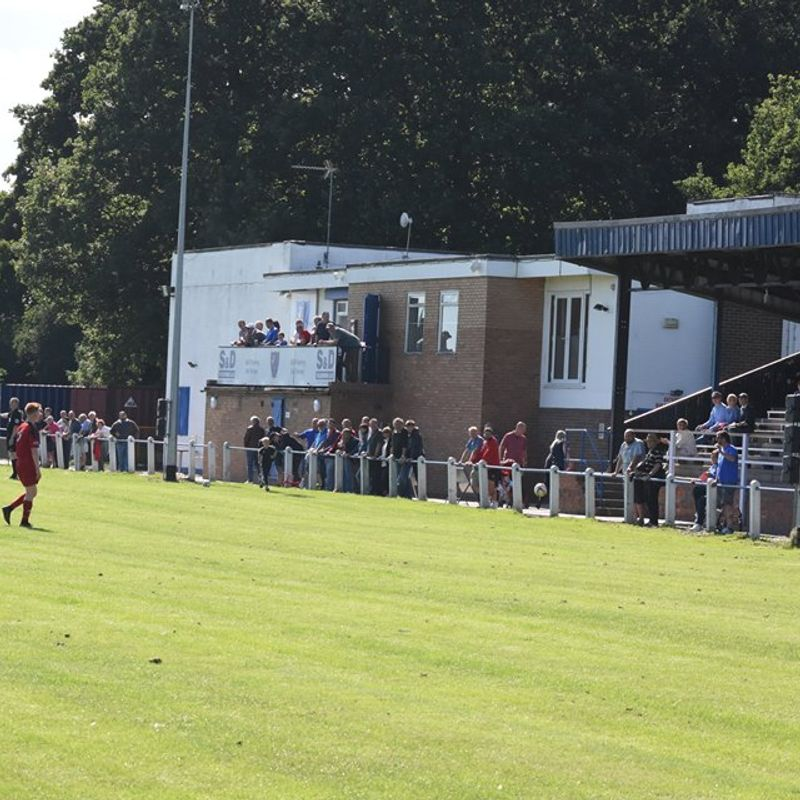 First team continue to steadily improve four weeks before kick-off