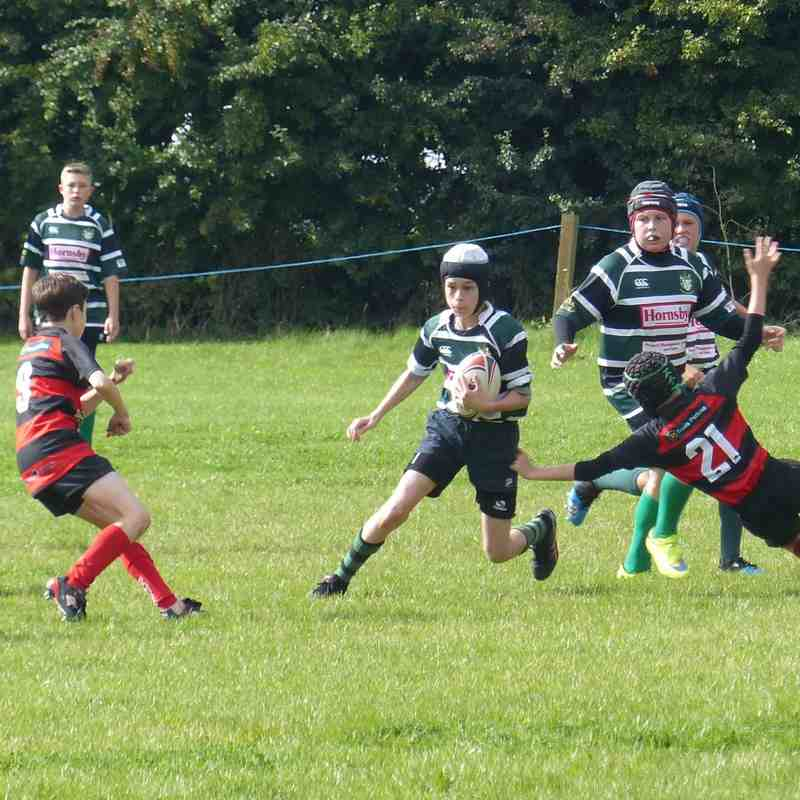 U13s v Sleaford - 20th September