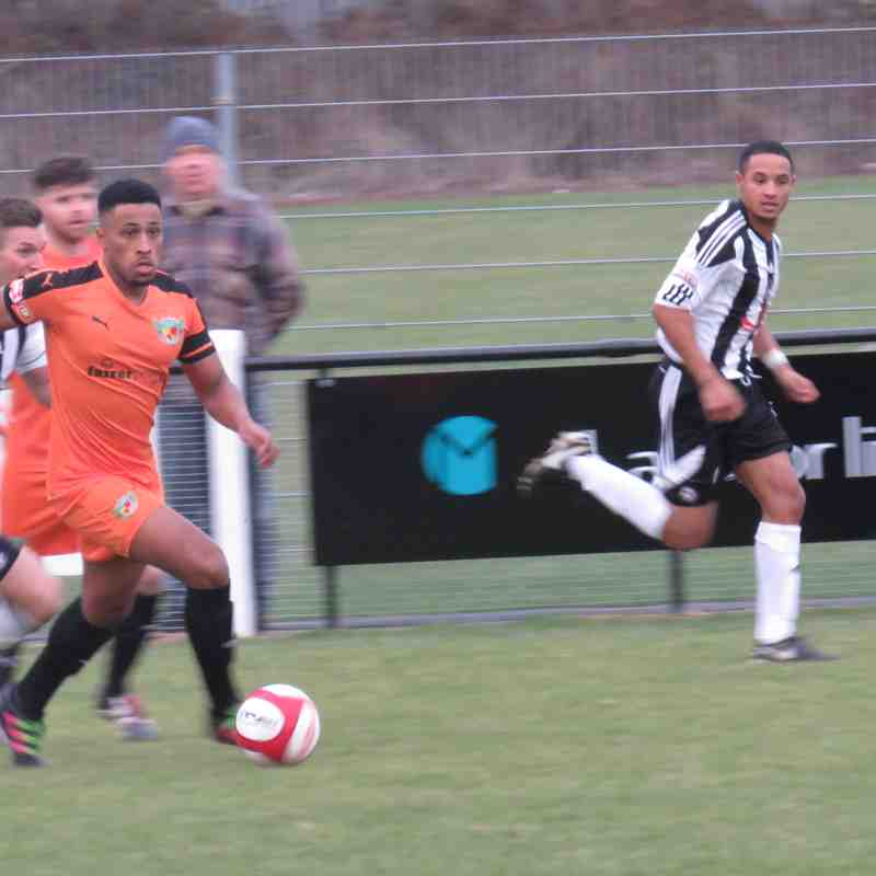 Coalville vs Nantwich 3rd December 2016