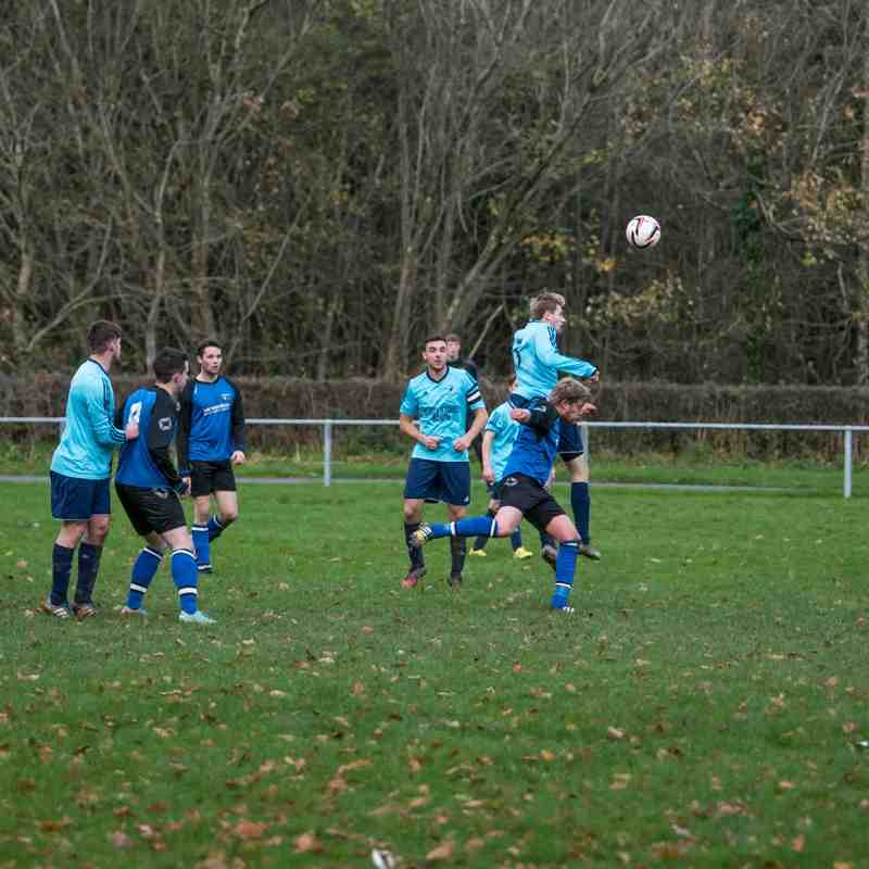 Berriew 3 - 2 Borth Utd   Saturday 21 November 2015