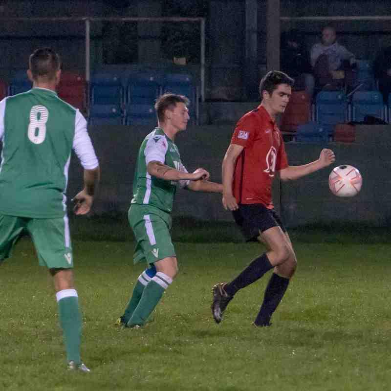 Llansantffraid 2 v 1 Aberystwyth Uni 26/9/17