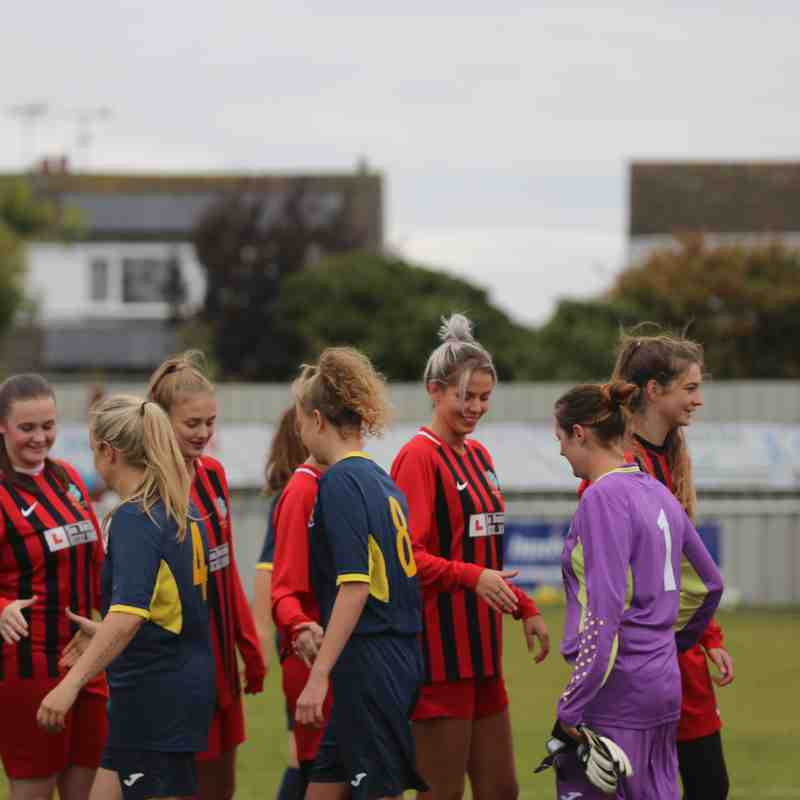 Regent Ladies v Needham Market Ladies