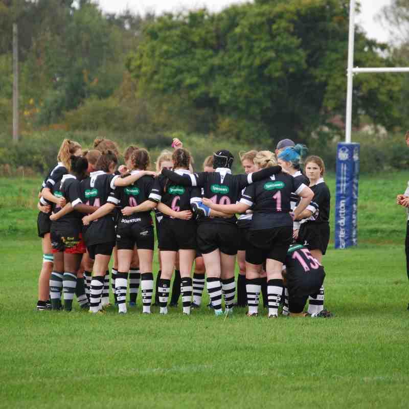 Girls U18 CRFC v Cleeve 15102017
