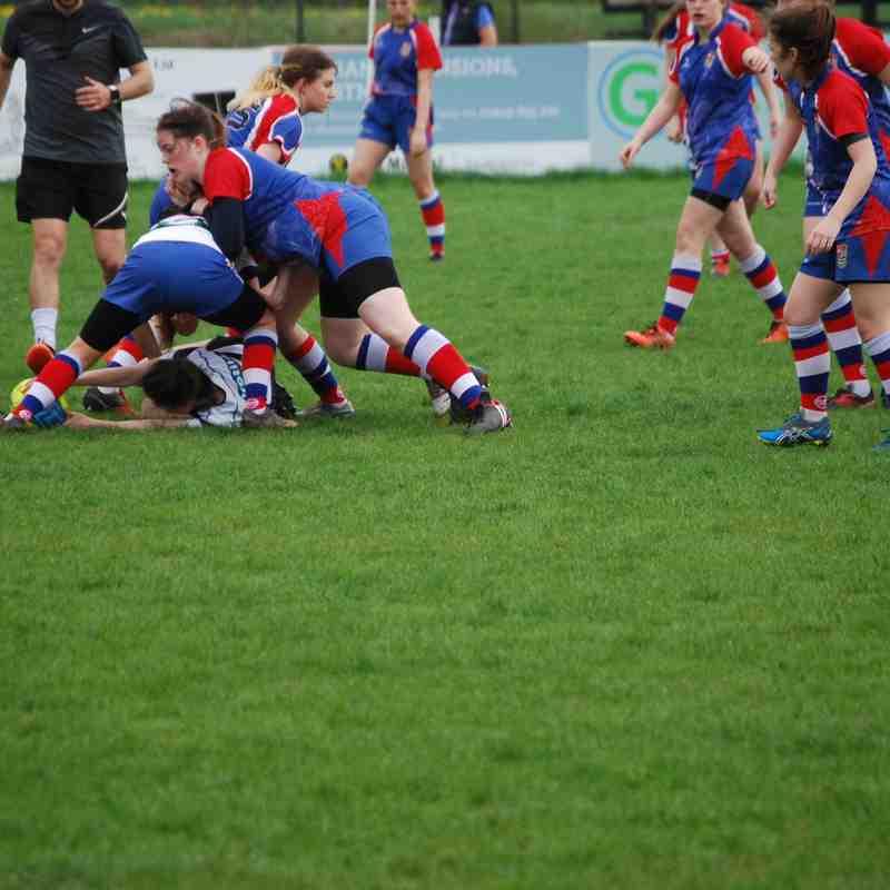 Girls U18 CRFC v Bristol Telepones 220418