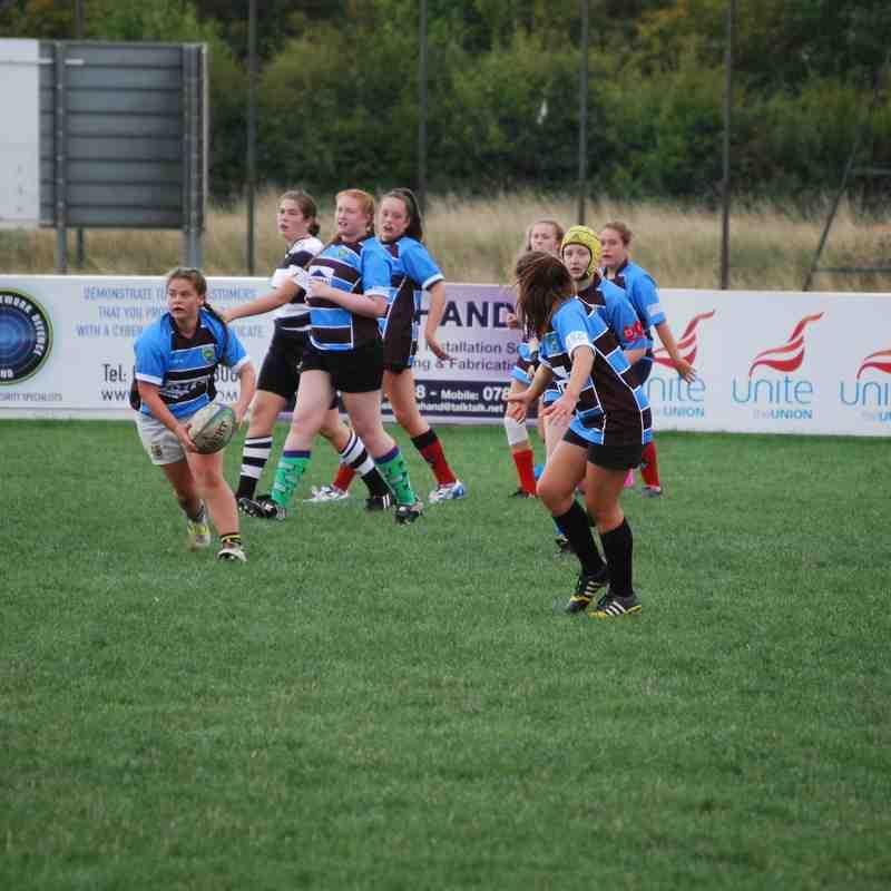 CRFC Girls U18 vs Kingswood RFC