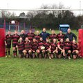 Wymondham's 2nd XV narrow defeat to Beccle's 1st XV