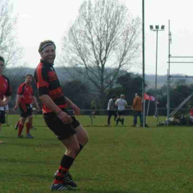 2nd XV - March Player of the month