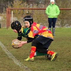 Stags Under 9's 4th February vs Peterborough