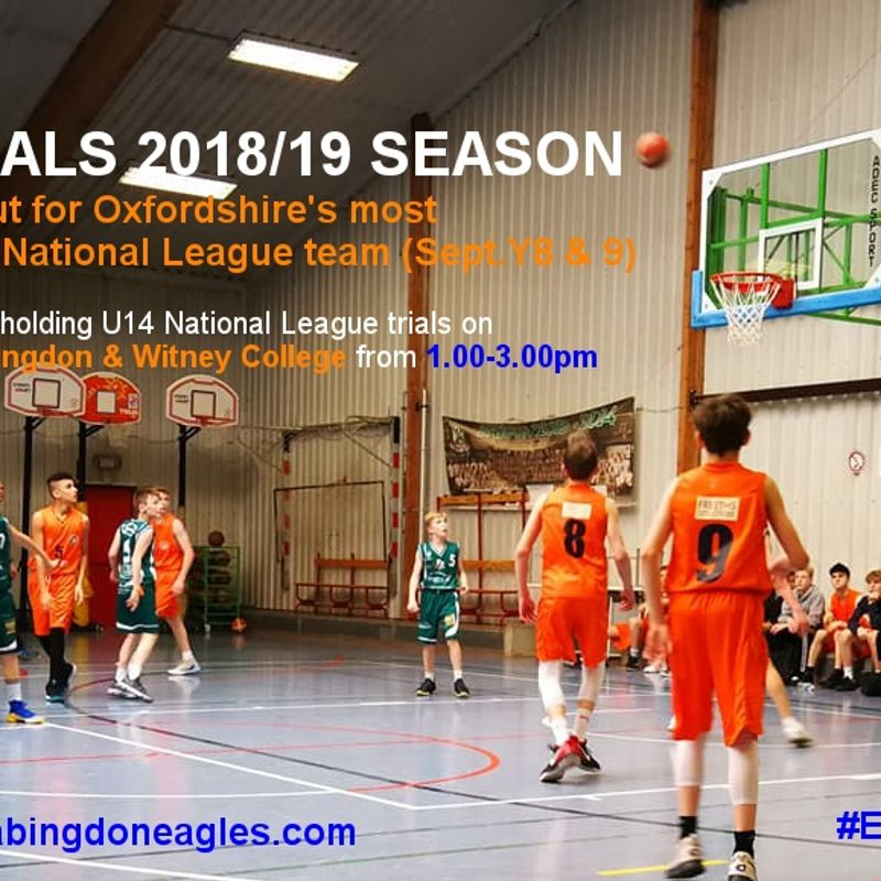 Come and play for Oxfordshire's most successful U14 National League team