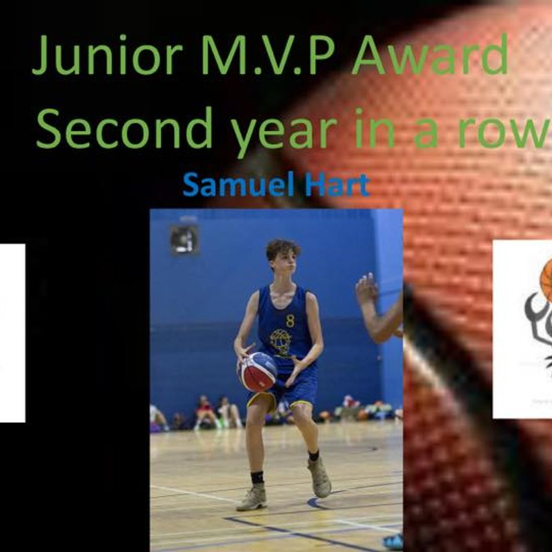Another Camp, Another Eagle wins an Award - Well done Sam
