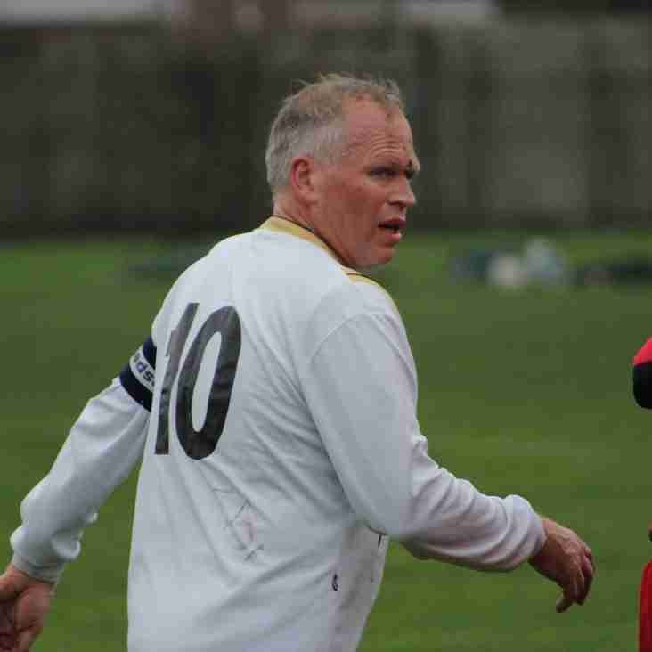 Vets manager makes his 300th appearance this Saturday