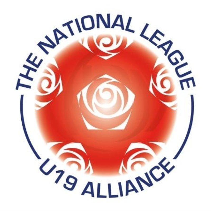 Academy join the National League U19 Alliance