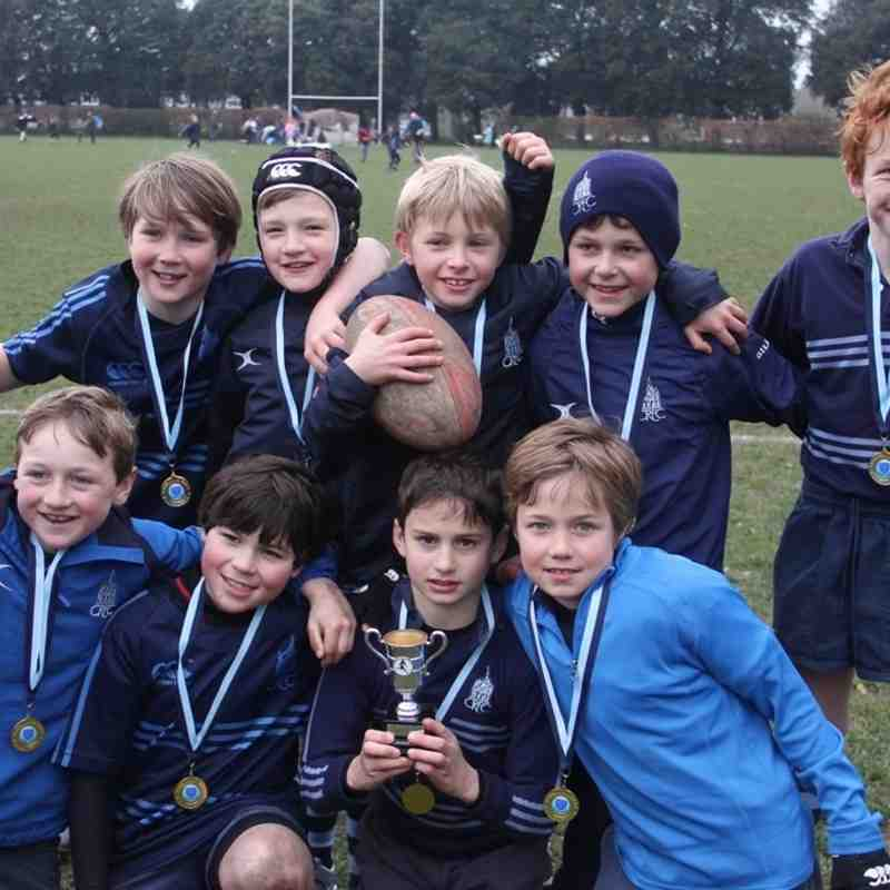 U9s: West Sussex Cup