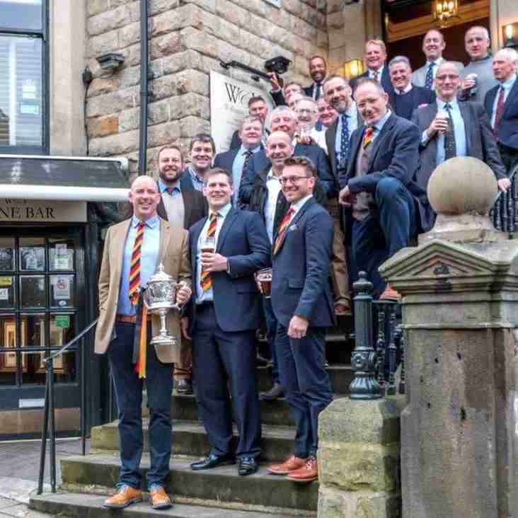 HRUFC Annual Yorkshire Cup Reunion
