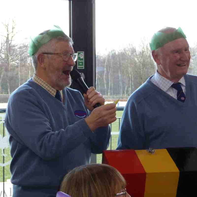 TI's Christmas Lunch 9th December 2017