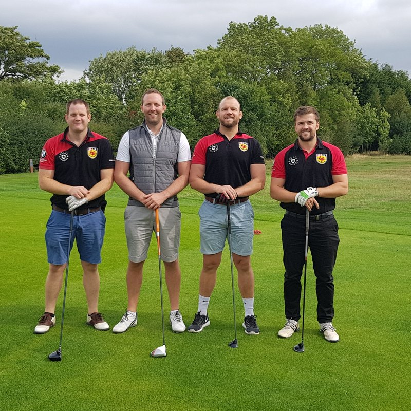 Harrogate RUFC Golf Day Results August 2018