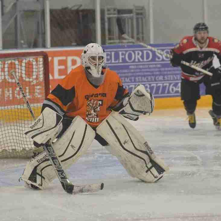 Tigers NIHL Claw 2 Points From Hawks