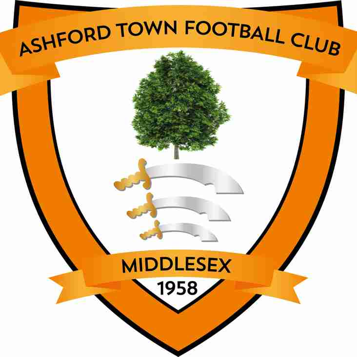 Ashford Town (Middlesex) Presentation Evening 2017