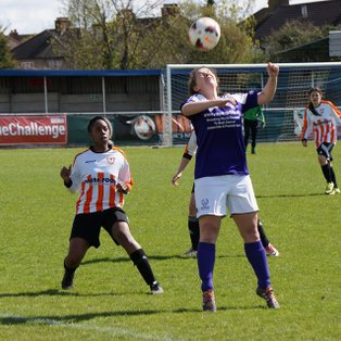 Ashford Town (Middx) Ladies 9 Colne Valley Reserves 0