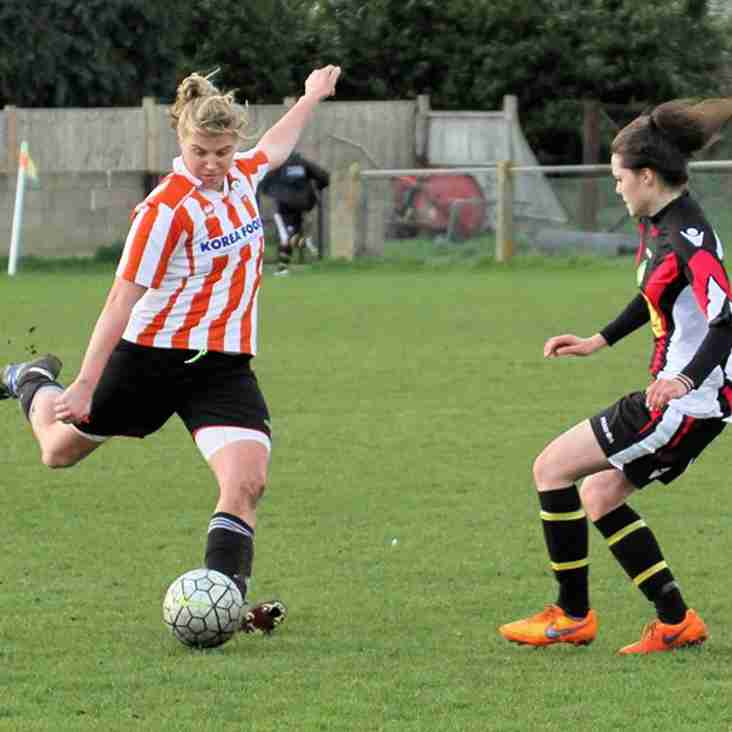 PREVIEW: Ashford Town (Middlesex) Ladies V New London Lionesses