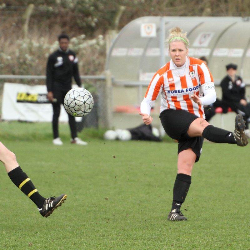 Pre Season: Whyteleafe Ladies v Ashford Ladies