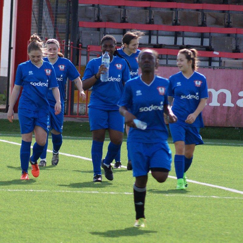 Pre Season: Walton Casual Ladies v Ashford Town (Middx) Ladies