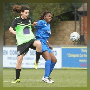 Ashford win against Kingstonian Ladies