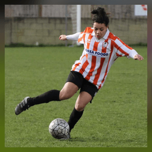 Ashford Ladies hit twelve past Hampstead Ladies