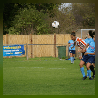 Ashford Ladies Progress in the FA Cup