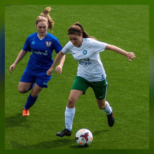 Ashford Win Against Whyteleafe Ladies