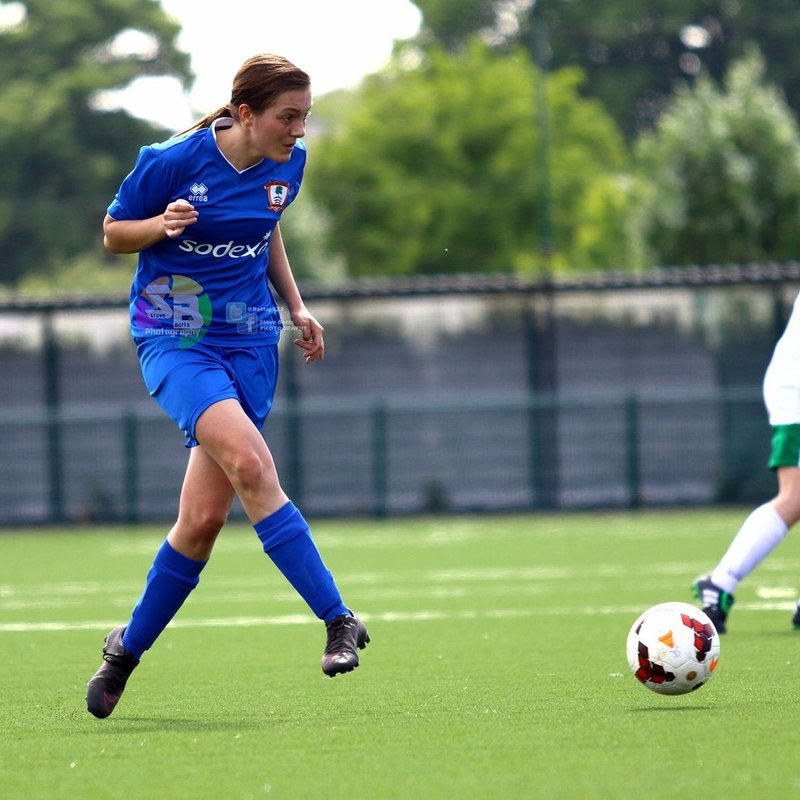 Ashford Ladies book another cup final