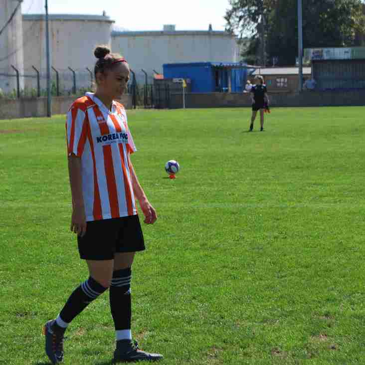 Ashford Ladies finish on top