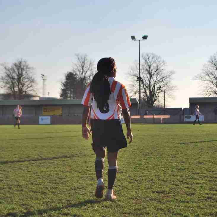 Ashford Ladies through to another cup semi-final