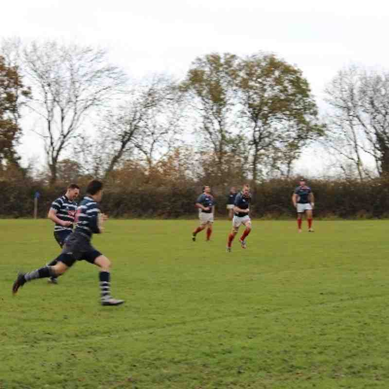 WP 2nd XV vs London Scottish
