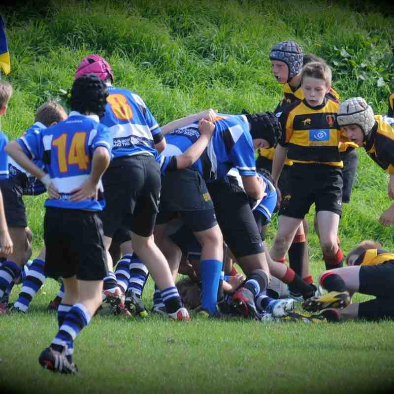 Thornbury v Bath (28.09.14)