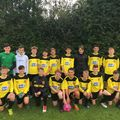 Under 15s beat Erewash FC U15 4 - 3