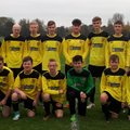 Belper Town U16 vs. Allestree Juniors Colts