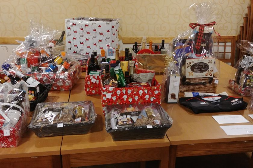 Belper Town Juniors FC – Christmas Prize Draw 2018