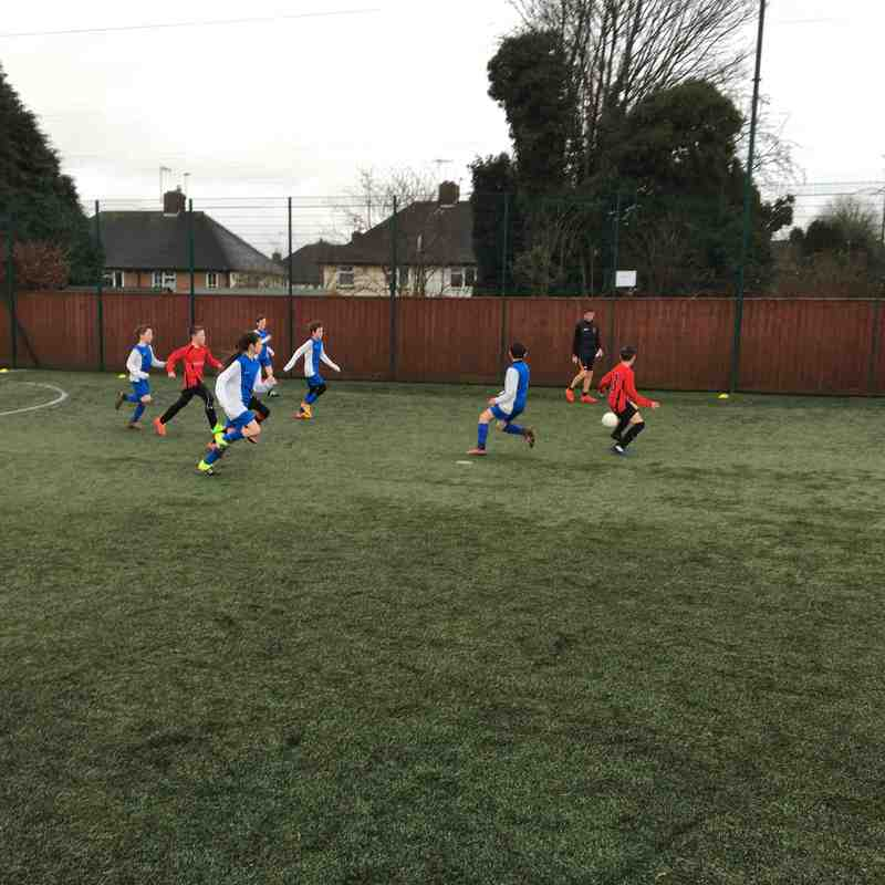 NL League Trust Primary Schools 6-A-Side