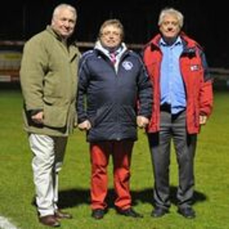 HEMEL HEMPSTEAD TOWN FC HAS MADE TWO NEW SIGNINGS<